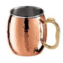 Hammered Moscow Mule Mug 20 oz