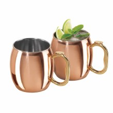 Moscow Mule Mugs S/2 20oz