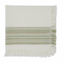 Fringed Napkin Thyme (green)