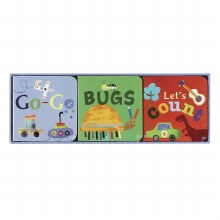 All Boy Little Chunky Book Set