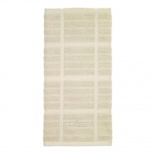 All-Clad Solid Kitchen Towel Almond