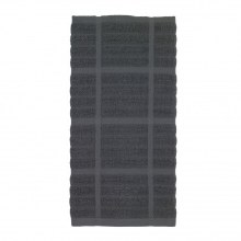 All-Clad Solid Kitchen Towel Pewter