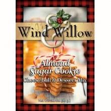 Cheeseball Almond Sugar Cookie