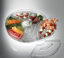 Appetizer On Ice