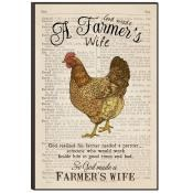 Picture Farmer's Wife
