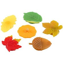 Autumn Drink Marker Set of 6