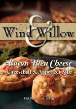 Cheeseball Bacon Bleu Cheese