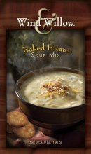 Soup Baked Potato