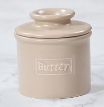 Butter Bell Crock Beige