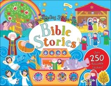 Bibles Stories - Never-Ending Sticker Fun