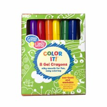 Color It Gel Crayons