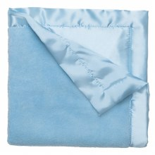 Bright Blue Blankie