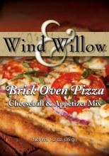 Cheeseball Brick Oven Pizza