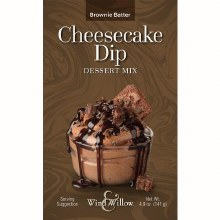 Cheesecake Dip Brownie Batter