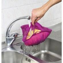 Cabbage Colander & Steamer Purple