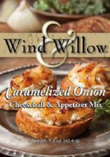 Cheeseball Caramelized Onion