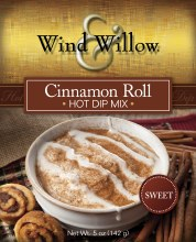 Hot Dip Cinnamon Roll