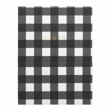 Stripes Flip Memo Pad