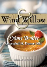 Cheeseball Crème Brulee