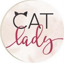 Coaster Single Cat Lady