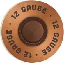 Coaster Single 12 Guage
