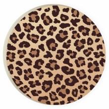 Coaster Single Cheetah