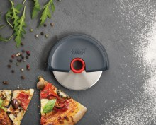 Disc Easy Clean Pizza Wheel Gray