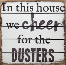 Box Sign - Dusters
