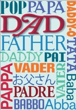 Card Father's Day