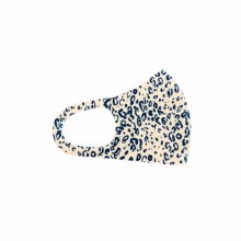 Fashion Facemask Bronze Leopard