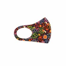Fashion Facemask Peace Sign