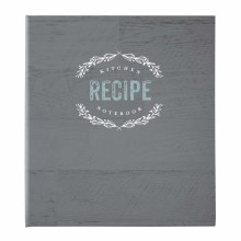 Farmhouse Pocket Page Recipe Book