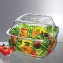 Flip Lid Salad On Ice