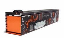Chich Wrap Foil Dispenser - BBQ Grill