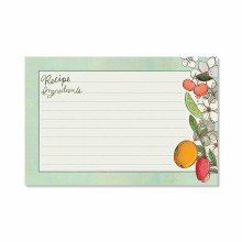 Fruit Fusion Recipe Cards