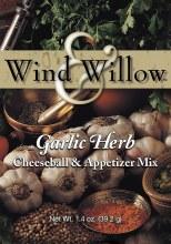 Cheeseball Garlic Herb