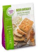 Beer Bread Mix Garlic Parmesan