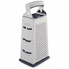 Grater Stainless Steel 4 Sided
