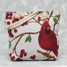 Tapestry Bag Cardinal