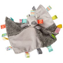 Harley Raccoon Character Blanket