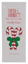 Holiday Cocoa Amore Chocolate Candy Cane