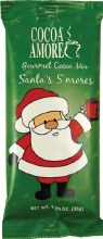 Holiday Cocoa Amore Santa's S'mores