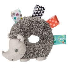 Heather Hedgehog Taggie Rattle