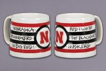 Husker Logo Mug