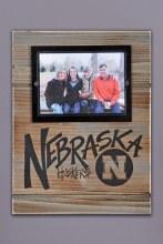 Husker Real Wood Frame
