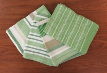 Basic Dish Towel S/4 Green