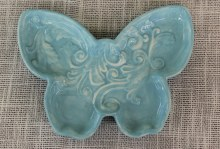 Butterfly Tray Blue