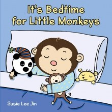 It's Bedtime For Little Monkey