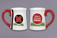 Husker Traditions Logo Mug