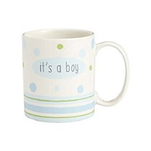 Begin It's A Boy Mug